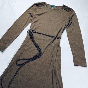 Vintage Ralph Lauren ankle dress